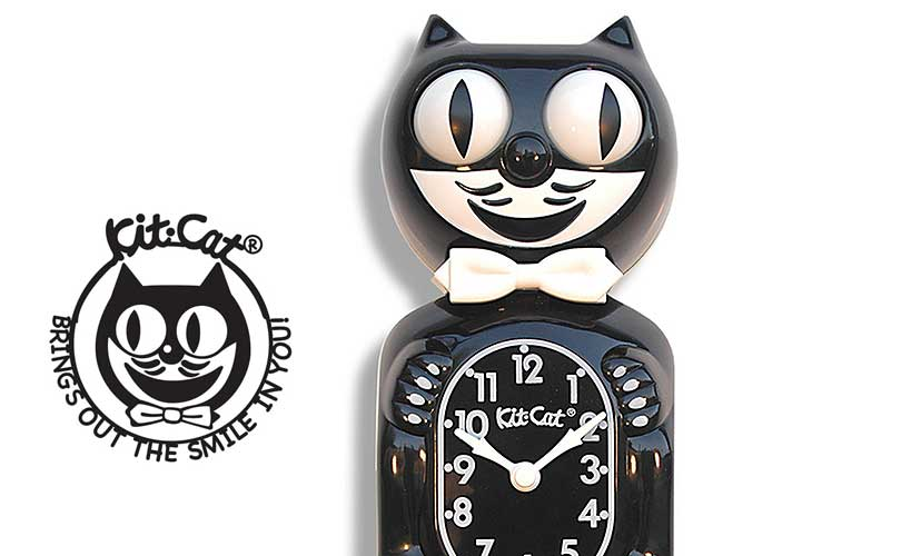 kitcat clock 新色